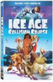 Ice Age: Collision Course Kd 2017